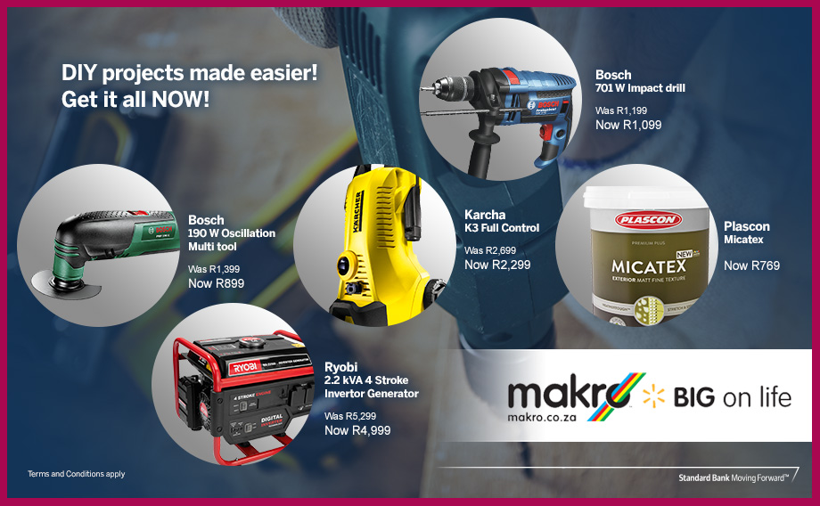 Makro big on deals